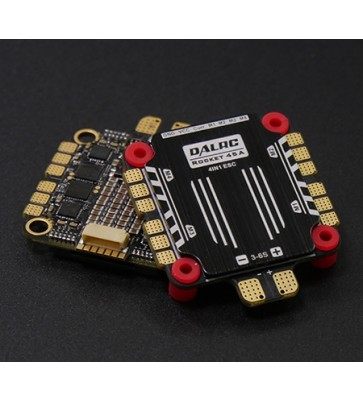 DALRC Rocket 45A 4-in-1 ESC FPV Race Quad