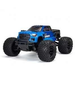 ARRMA 1/10 GRANITE 4X4 V3 MEGA 550 Brushed Monster Truck RTR - Blue