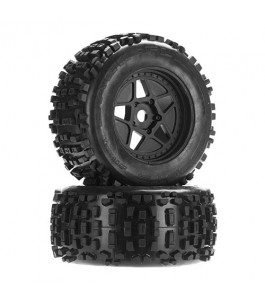 ARRMA dBoots Backflip MT 6S Tire Set (2)