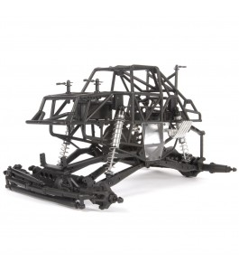 Axial 1/10 SMT10 Monster Truck Raw Builders Kit (