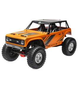 Axial Wraith 1.9 110th Scale Electric 4wd RTR Orange