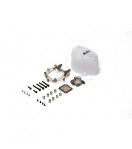 Body, White: Torrent 110 FPV
