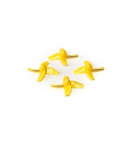 Prop Set (4), Yellow: Inductrix