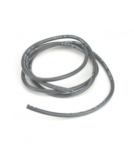 14AWG Silicone Wire 3', Black