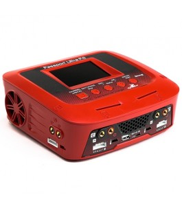 Dynamite Passport P4 200W AC/DC 4-Port Multicharger with Bluetooth Connectivity