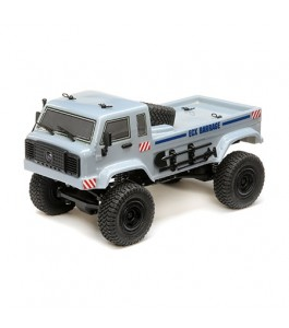 ECX 1/24 Barrage UV 4WD Scaler Crawler RTR FPV, Gray