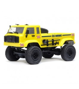 ECX 1/24 Barrage UV 4WD Scaler Crawler RTR, Yellow