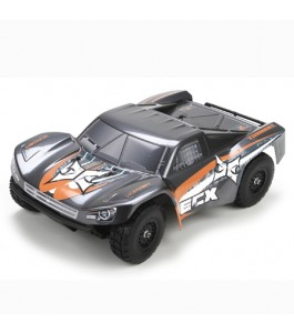 ECX 1/18 Torment 4WD SCT RTR, Gray/Orange