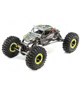 ECX 1/18 Temper 4WD Gen 2 Brushed RTR, Yellow