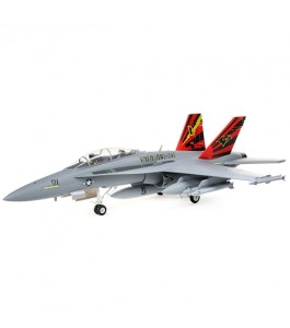 E-flite F-18 Hornet 80mm EDF BNF Basic with AS3X and SAFE Select