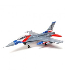 E-flite F-16 Falcon 64mm EDF BNF Basic with AS3X and SAFE Select