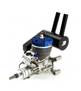 Evolution 33GX 33cc (2.00 cu. in.) Gas Engine