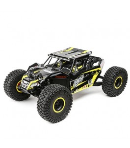 Losi 1/10 Rock Rey 4WD Brushless RTR with AVC, Yellow