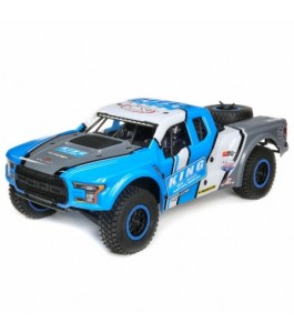 Losi 1/10 Ford Raptor Baja Rey 4WD Desert Truck Brushless RTR, King Shocks