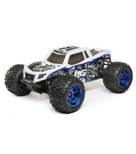 Losi 1/8 LST 3XL-E 4WD Monster Truck RTR
