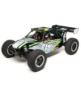 Losi 1/5 Desert Buggy XL-E 4WD Brushless RTR with AVC, Black