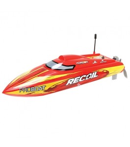 "Pro Boat Recoil 17"" Brushless Self-Righting Deep-V RTR"