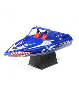 "Pro Boat Sprintjet 9"" Self-Righting Jet Boat Brushed RTR, Blue"