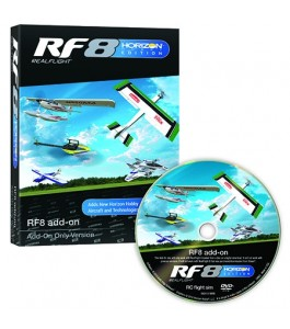 RealFlight RF8 Horizon Hobby Edition Add-On