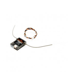 Spektrum DSMX Quad Race Serial Receiver with Diversity