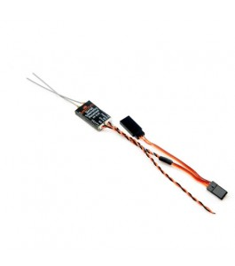 Spektrum DSMX Quad Race Receiver with Telemetry