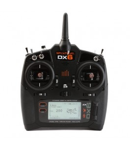 Spektrum DX6 Transmitter w AR610