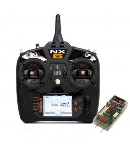 Spektrum NX6 6-Channel Transmitter with AR6610T Receiver