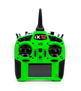 Spektrum iX12 Tx Only Limited Edition - Green