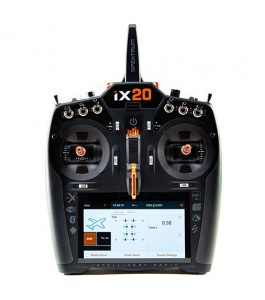 Spektrum iX20 20-Channel DSMX Transmitter Only