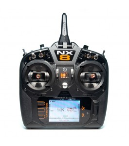 Spektrum NX8 8-Channel DSMX Transmitter Only