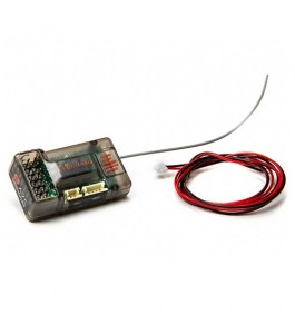Spektrum SR6100AT 6-Channel AVC Telemetry Surface Receiver