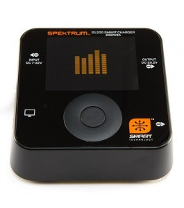 Spektrum Smart S1200 DC Charger, 1x200W