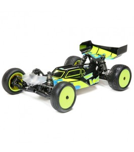 TLR 1/10 22 5.0 2WD DC ELITE Race Kit, Dirt/Clay