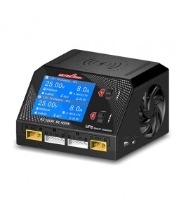 UltraPower UP6 400W 10A Smart Dual Channel AC/DC Charger