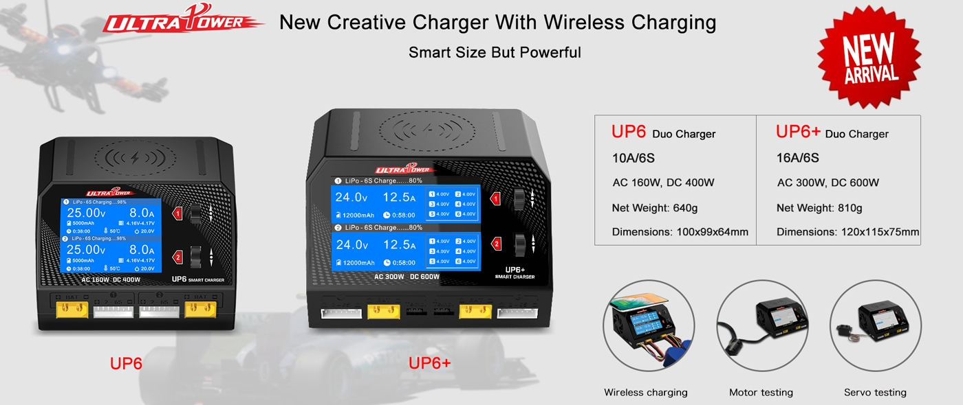 UltraPower Chargers